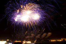 Free Fireworks Royalty Free Stock Image - 3206776