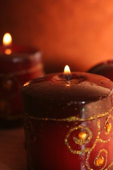 Free Candle Stock Image - 3207081