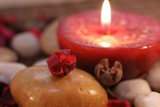 Free Candle Royalty Free Stock Photos - 3207178
