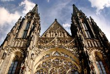 Free St. Vitus  Cathedral Stock Images - 3207534