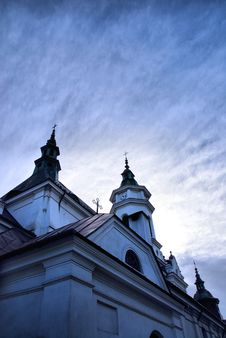 Free Church Stock Images - 3207754