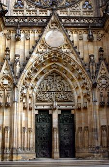 Free St. Vitus  Cathedral Stock Photos - 3207783
