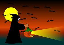 Free Halloween Jack Stock Images - 3208034