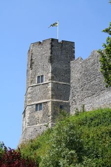 Free Lewes Castle Keep Stock Photos - 3208443