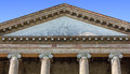 Free Close-up On Neoclassic Building Royalty Free Stock Photo - 32002235