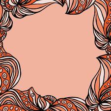 Free Pink Frame Stock Image - 32004361