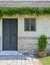 Free Close-Up On Exterior Of An Italian Villa Royalty Free Stock Images - 32002549