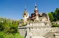 Free Peles Castle Stock Photo - 32011100