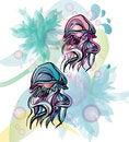 Free Jellyfish Royalty Free Stock Photo - 32021755