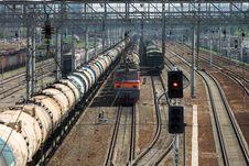 Free Locomotive Royalty Free Stock Image - 32021506
