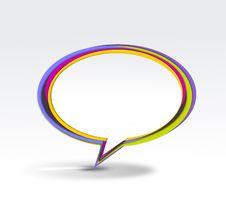Free Speech Bubbles Stock Images - 32022474