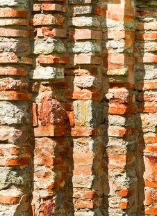 Free Brick Wall Royalty Free Stock Image - 32025866