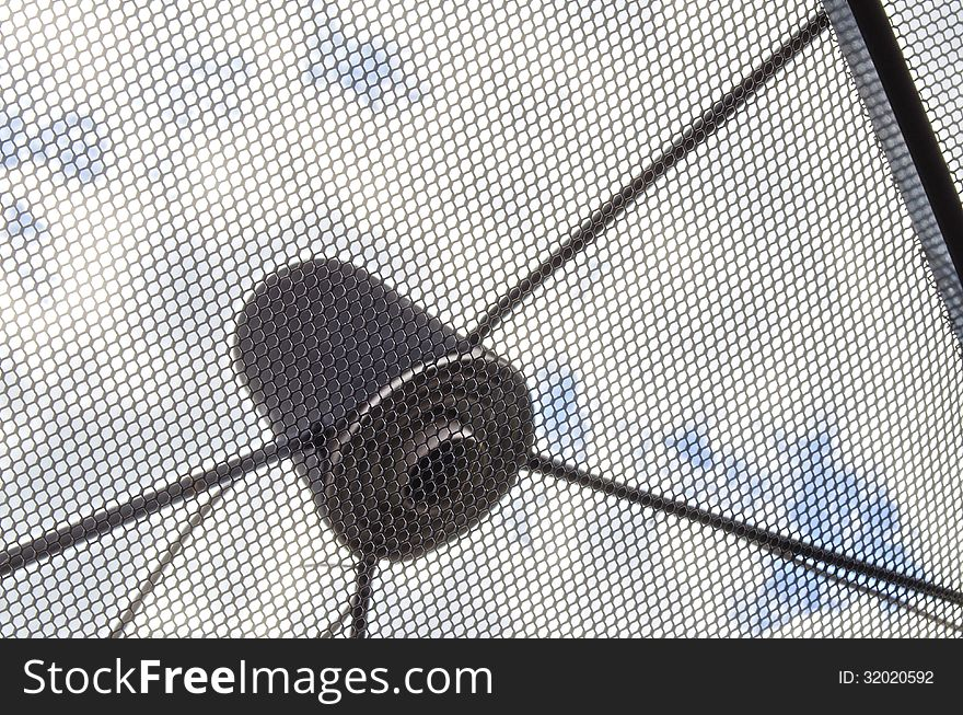 Satellite Signal Wave Receiver Dish for Television