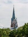 Free Akmene St. Ann&x27;s Church Royalty Free Stock Images - 32035619
