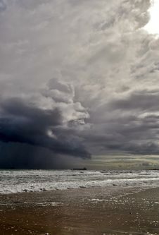 Stormy Weather.... Royalty Free Stock Images