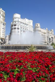 Free Valencia, Spain Stock Photos - 32032173