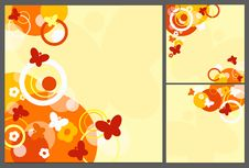 Free Summer, Holiday, Backgrounds In The Square. Royalty Free Stock Images - 32032309