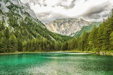Free Grunnersee Lake Austria Stock Photos - 32034023
