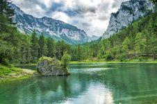 Free Grunnersee Lake Austria Stock Image - 32034061