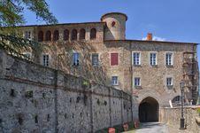 Free Incisa Camerana Castle-4 Royalty Free Stock Photography - 32034607