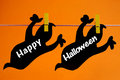 Free Happy Halloween Greeting Stock Photography - 32041042