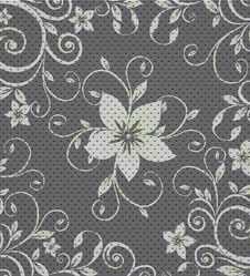 Free Floral Oriental Flowers On Reticular Background Royalty Free Stock Photos - 32043428