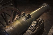 Free Medieval Cannon Stock Photos - 32044243