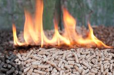 Free Pelllets- Biomass Stock Photo - 32049150