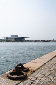Free Copenhagen Opera Royalty Free Stock Photos - 32049698