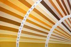 Free Pantone Color Palette Catalogue Stock Images - 32050944