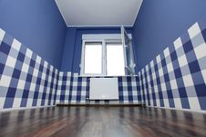 Free Empty Room Royalty Free Stock Image - 32050996