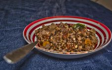 Free Appetizing Hot Lentils Stock Images - 32058754