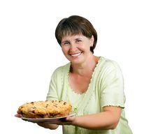 Free Middle-aged Woman Royalty Free Stock Images - 32062849