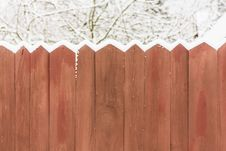 Free Old Wooden Fence Royalty Free Stock Photo - 32063745