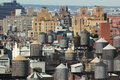 Free New York City Roofs 3 Royalty Free Stock Image - 32073536