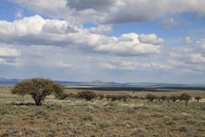 Free Clouds Over Hart Mountain National Antelope Refuge Stock Photography - 32070982