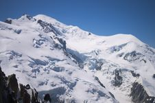 Free Peak Of Mont-Blanc Royalty Free Stock Image - 32072386