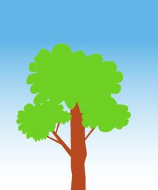 Free Vector Tree Stock Images - 32075494