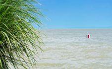 Free Mediterranean Scene At Lake Balaton Royalty Free Stock Photography - 32079397