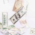 Free Close Up Of Dollar Bill Stock Photos - 32080843