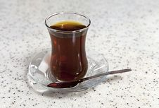 Free Turkish Tea Stock Photo - 32080300