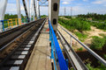 Free Old Railway Bridge Stock Images - 32095984