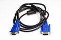 Free VGA Cable Royalty Free Stock Photo - 32096495