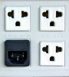 Free Power Outlet Stock Photos - 32093783