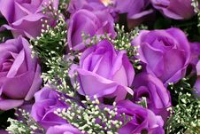 Rose Artificial Flower Royalty Free Stock Images