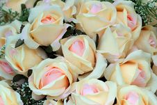 Rose Artificial Flower Stock Images