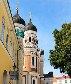 Free Alexander Nevsky Cathedral Stock Photos - 32099663