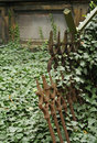 Free Old Graveyard Fence Stock Images - 3215154