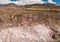 Free Ancient Salt Basins Royalty Free Stock Photo - 3217955