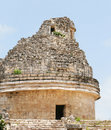 Free El Castillo Temple Royalty Free Stock Photography - 3219957